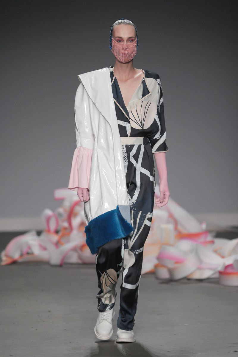 Ajbilou | Rosdorff showing at the Mercedes-Benz Amsterdam Fashion Week